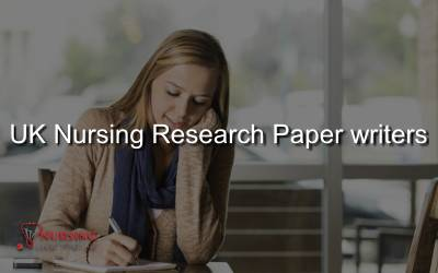 UK-Nursing-Research-Paper-writers